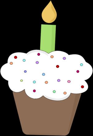 fun-birthday-cupcake
