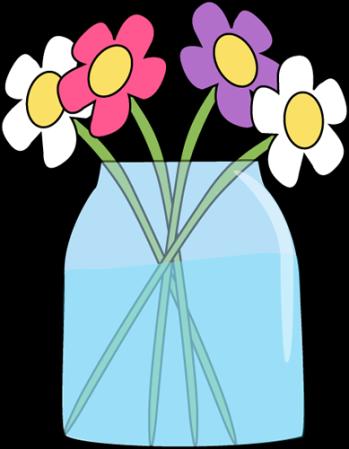 flowers-in-jar