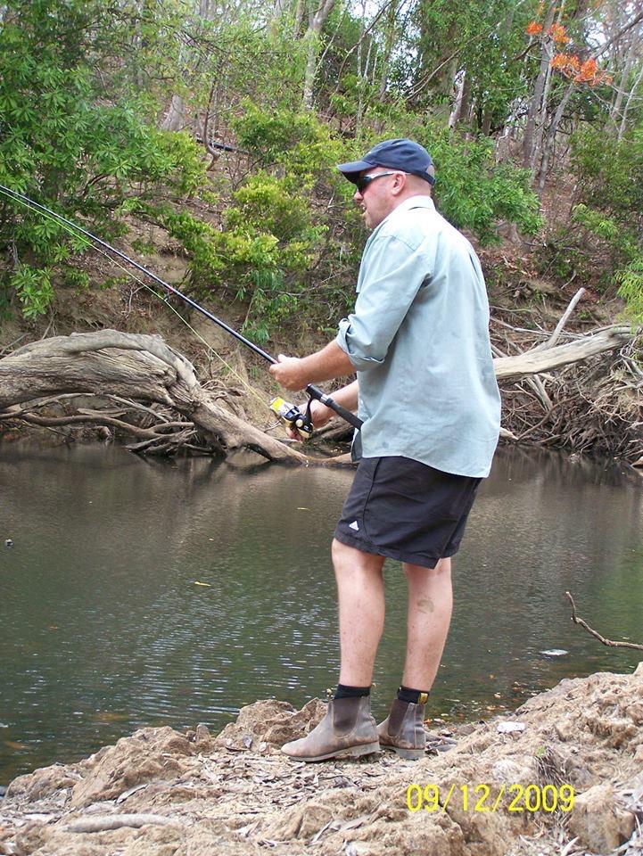 Miles Fishing