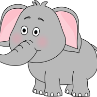 THE LITTLE ELEPHANT WHO LOST HIS WAY (A Children's Short Story)
